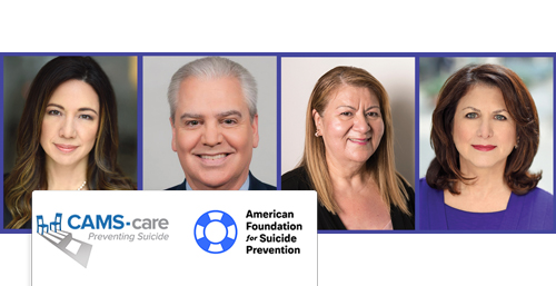 Suicide Prevention in Healthcare Settings On-Demand